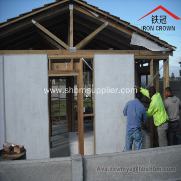 External Insulation Waterproof Wall Panel Fiber Cement Board